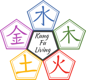 kung fu living logo - learn kung fu online