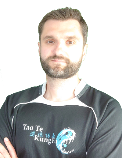Graham Hayes Tao Te Kung Fu Black Belt and Kung Fu Living technical director - learn kung fu online