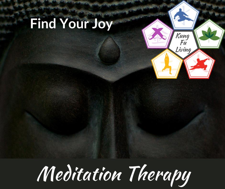 find your joy meditation path section