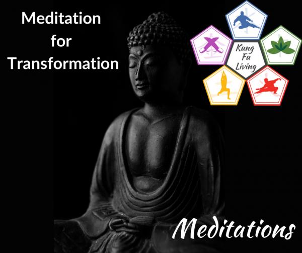 Meditation for transformation online course