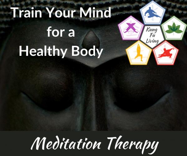 Train you mind for a healthy body. meditation buddha eyes close up