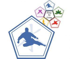Kung Fu Living Unarmed Kung Fu double logo