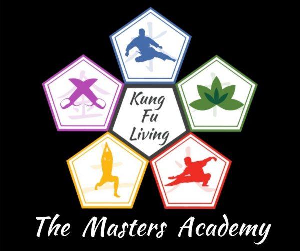 Kung Fu Living Masters Academy Logo
